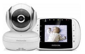 Motorola MBP36SC Vigilabebés top!